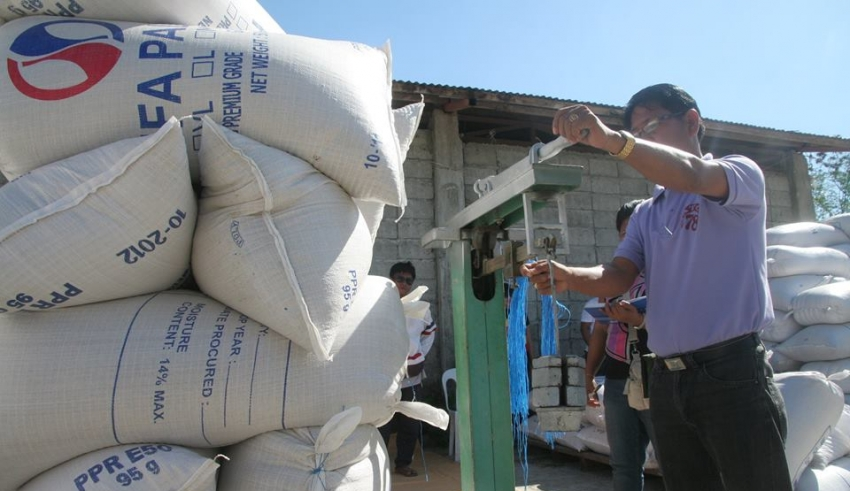 rice shortage philippines This [news article](  for-pinoys-its-healthier) has agriculture secretary manny pinol.