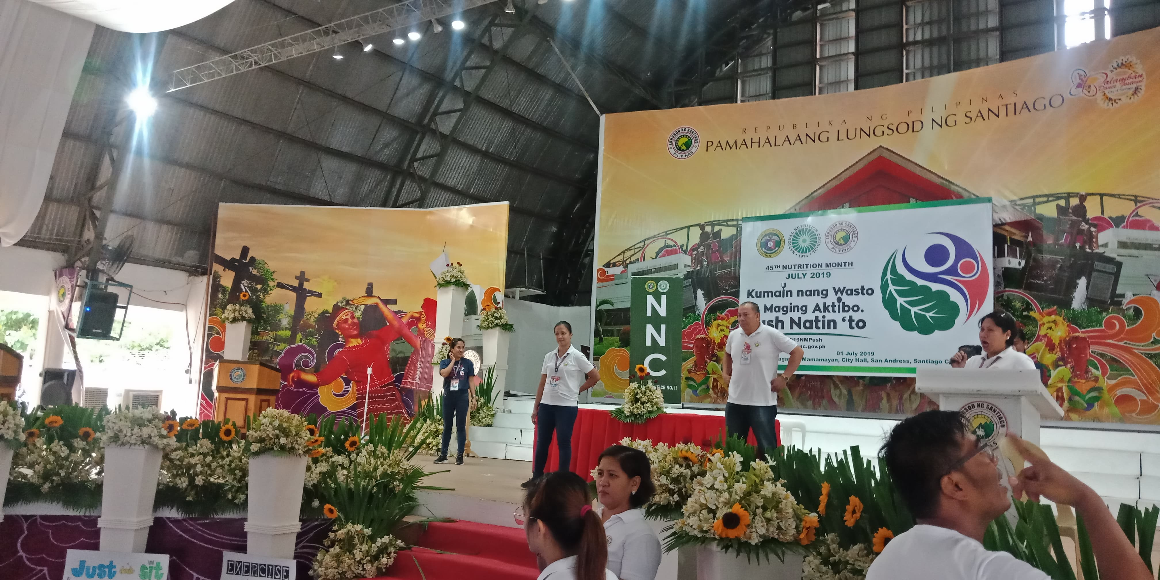 45th regional nutrition month opens on 1st monday of july the northern forum